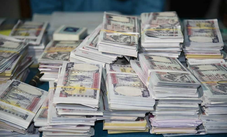 Loot' movie producer Madhav Wagle nabbed with fake Nepali currency