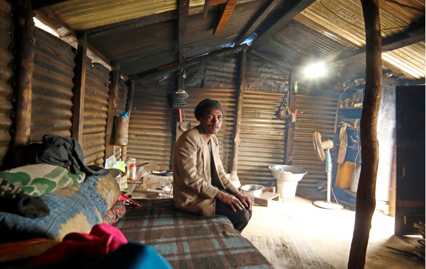 Four years after Nepal's deadly earthquakes, survivors continue to live in disarray