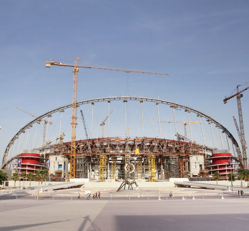 Nepalis amongst staff exploited in Qatar's high-end lodges arrange for FIFA World Cup